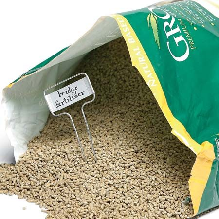 Fertilizer with mix of natural and synthetic nitrogen