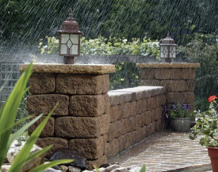 <b>Add other costs</b></br> Although they can be expensive, a well-built wall will last as long as your house.