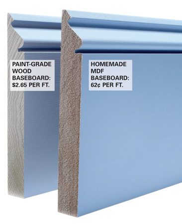 What Is Mdf Plus Tips For Using Mdf The Family Handyman