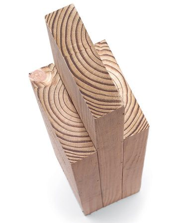 Sandwich post design