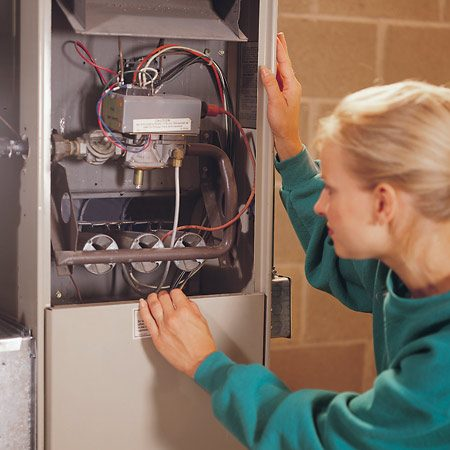 <b>Furnace trouble</b></br> Check the simple things before calling for service help.