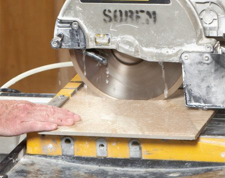<b>Step 3: Slice</b></br> Make the main  cut as usual. Don't rush it; slow, steady pressure creates the cleanest cut.