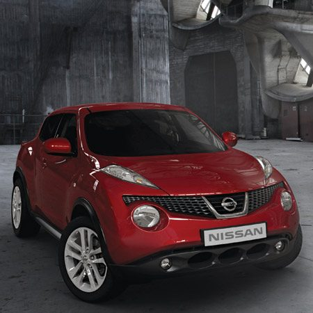 <b>2011 Nissan Juke</b><br/>Zoom around town for very little scratch in this fun, new pint-sized SUV from Nissan.