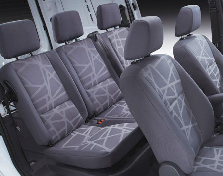 <b>Stuff in more people</b><br/>Upgrade to the XLT Premium Wagon to get seating for five passengers. Then fold down the second row seat to regain cargo area.