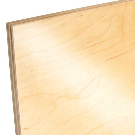 <b>Factory-finished plywood</b></br> Get a faster, smoother, tougher finish than you can apply in your shop.