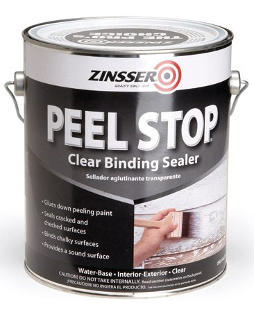 <b>Better primers</b></br> Apply these primers over old paint to reduce or prevent future peeling.