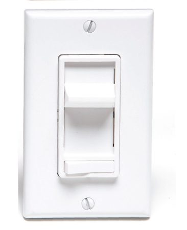 "<b>Smart dimmers play nice with ""dimmable"" bulbs</b></br> Upgrade your dimmer to an electronic CFL-compatible model that really works. It provides full-range dimming, starts at any brightness level and eliminates flickering."