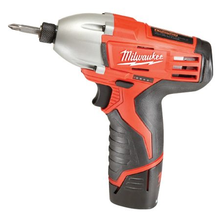<b>Milwaukee 2450-22</b></br> <p>Cost: $120<br/> Torque: 850 in.-lbs.<br/> Weight: 2.3 lbs.<br/> Battery: 12V lithium (2)</p>  <p>Well-made and pro grade with a tempting price tag.</p>