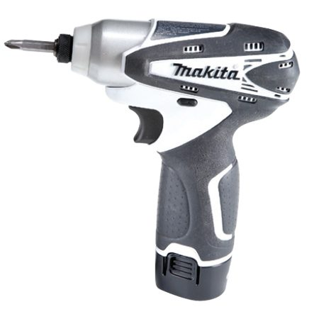 <b>Makita TD090DW</b></br> <p>Cost: $120<br/> Torque: 800 in.-lbs.<br/> Weight: 2 lbs.<br/> Battery: 10.8V lithium (2)</p>  <p>Just 10.8 volts, but as much torque as some 12-volt models. Very light and comfortable, too.</p>