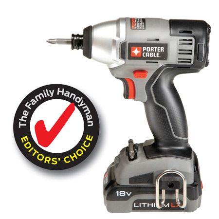 Porter-Cable impact driver