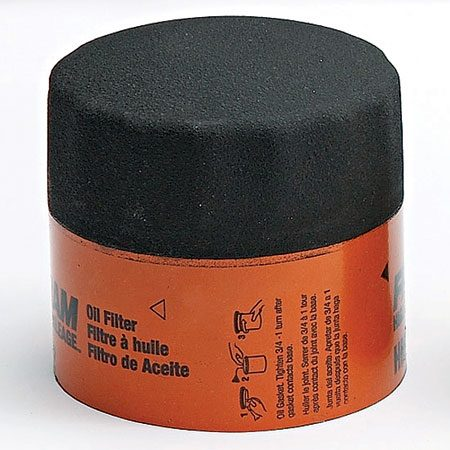 <b>Special filter juices up your oil</b></br> Install a high-mileage oil filter to boost the effectiveness of HM oil.