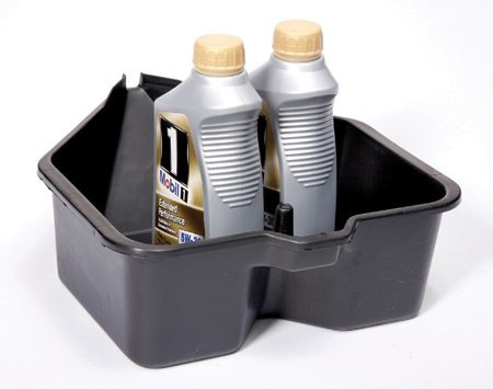 <b>Keep your generator humming</b></br> Pumping out watts is hard on engine oil, and oil-change intervals are short. Store  up enough oil and filters to get you through a long power outage.