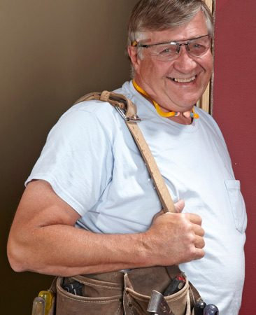 <b>Meet a pro</b></br> <p>Jerome Worm has been   a trim carpenter for more   than 25 years. He has   installed thousands of   doors and many miles   of base and casing, and   shows no fear when   faced with a curved stair   rail or an ornate fireplace   surround. </p>