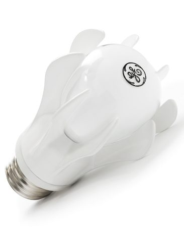 GE Energy Smart LED bulb<br/>Photo courtesy of GE
