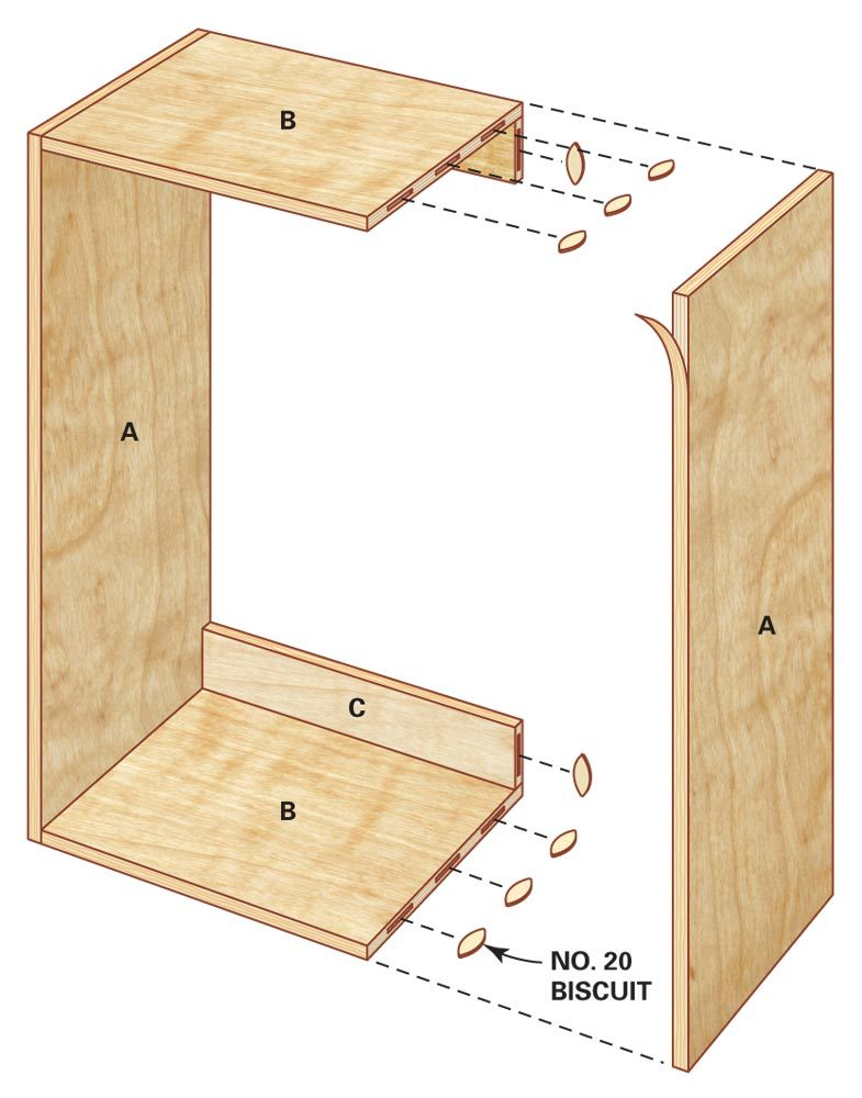 Large closet organizer box dimensions