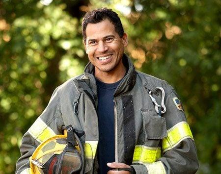 <b>Dominic Rigert</b></br> Full-time firefighter