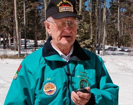 <b>Joe Stehling</b></br> Search and rescue expert and volunteer