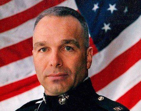 <b>Curt Lovins</b></br> Firefighter and former Marine