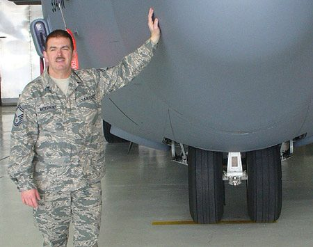 <b>Jeff Waterbury</b></br> U.S. Air Force/Air Force Reservist for more than 26 years