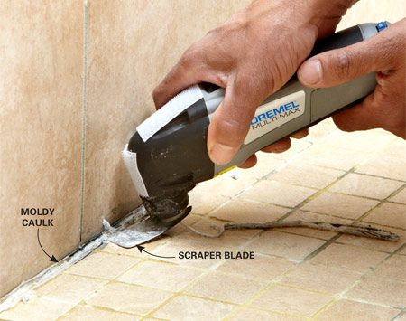 How To Remove Grout The Family Handyman