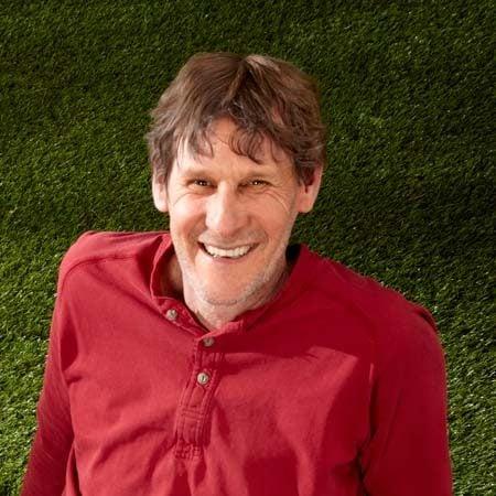 <b>Travis Larson</b></br> Travis Larson, lawn turf expert