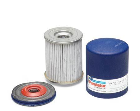 Changing your car oil? New oil filters from Purolater last up to 10,000 miles.