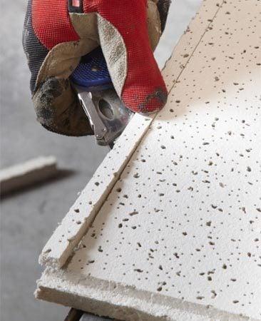 Tegular Ceiling Tile Cutter Www Gradschoolfairs Com