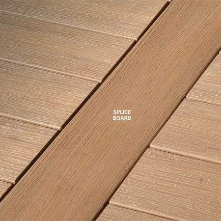How To Build A Deck With Composites The Family Handyman