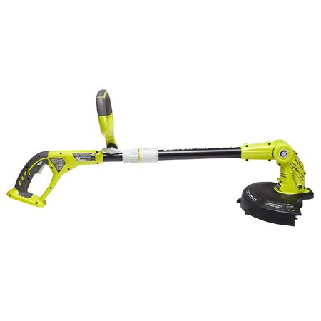 <b>Cordless Lawn trimmer</b></br> Part of Ryobi's 18-volt system