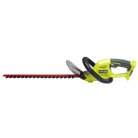 <b>Cordless Hedge trimmer</b></br> Part of Ryobi's 18-volt system