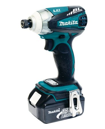 <b>Brushless impact driver</b></br> A brushless motor works more efficiently and provides run-times that are 50 percent longer or more, compared with brushed motors.