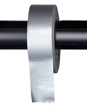 <b>Classic duct tape</b></br> Classic duct tape has a thousand uses, but taping ducts isn't one of them.