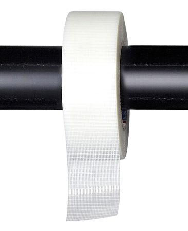 <b>Transparent duct tape</b></br> Transparent duct tape blends in with the taped object for a better appearance.