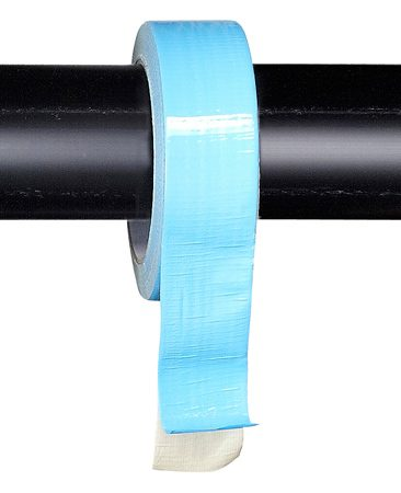 <b>Double-sided duct tape</b></br> Double-sided duct tape is heavy-duty stuff, complete with peel-off backing.