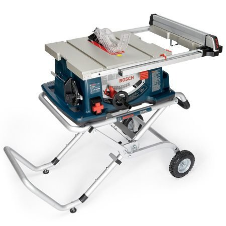 <b>Bosch 4100-09</b></br> This saw has many fine features including a great fence, blade guard and stand. Cost: $599