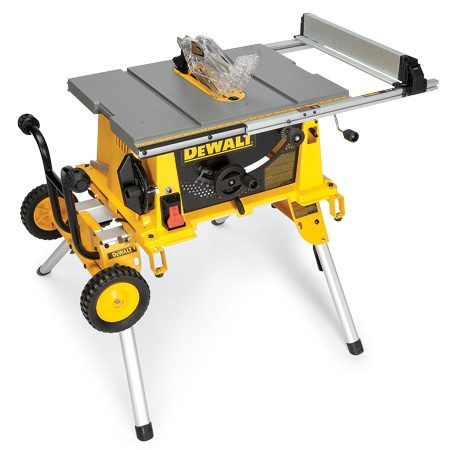 <b>DeWalt DW744XRS</b></br> This saw also has many fine features, including an easy-to-move fence that stays perfectly parallel to the fence.