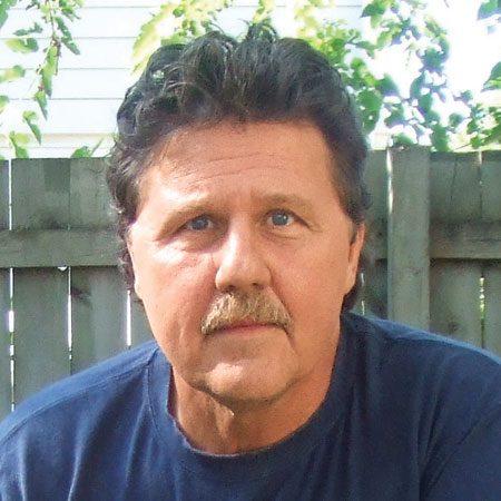 David Radtke, DIY TV stand designer and author