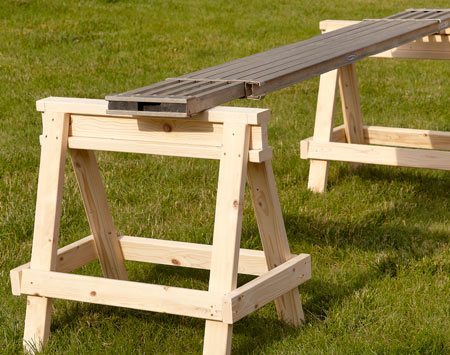 """<b>Mark's favorite</b></br> """"I've probably built 50 of these. It's a simple design, strong and super easy to build."""""""