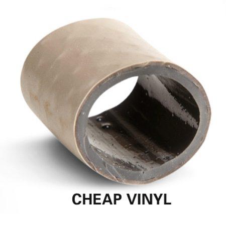 Cheap vinyl
