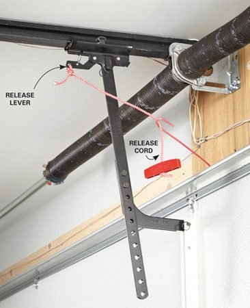 Garage Door secure garage door : Garage Security Tips | The Family Handyman