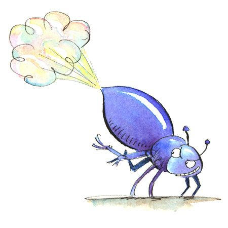 <b>Joseph Rocco Gualtieri on caulking</b></br> <p>Stinkbugs have become a huge problem in my area. I was flushing between five and 10 a day down the toilet. We tried traps, but they didn't work and instead attracted more! I finally figured out where they were coming from—my attic. It looked like a breeding ground...they were everywhere!</p>  <p>I got on my ladder and caulked every gap or opening around my house, especially the wood soffit. I'm proud to say we've had zero stinkbugs since. Sometimes the best solution is to completely prevent those critters from getting in rather than catching them after the fact.</p>