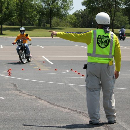 <b>Just take the course</b></br> The insurance discount is cool, but you'll be surprised how much you learn—and how much fun you have—taking a certified motorcycle safety training course.