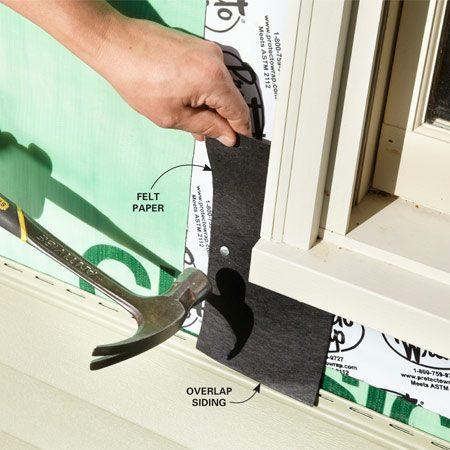 13 Simple Vinyl Siding Installation Tips The Family Handyman