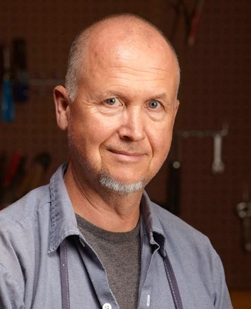 <b>Meet the expert</b></br> Ken Collier is Editor in Chief at The Family Handyman, and is a former cabinetmaker. His kitchen cabinets are all held together with biscuit joints.
