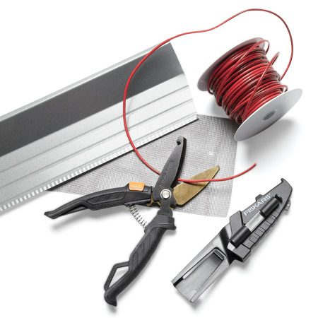 <b>Shop Boss Snips</b></br> These handy snips will cut just about anything.