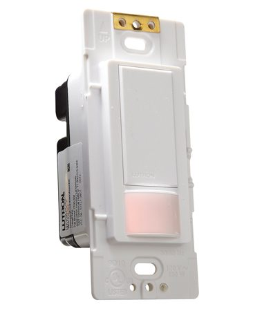 Lutron's Maestro occupancy/vacancy sensor switch