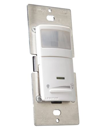 Leviton's Universal Dimming Sensor switch