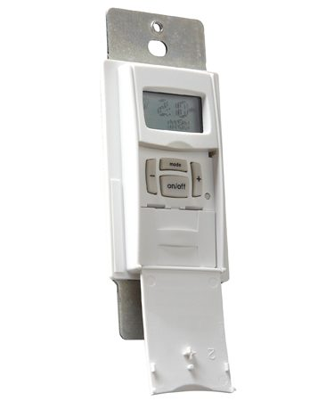<b>Instamatic's E1600 Series In-Wall timer</b></br>