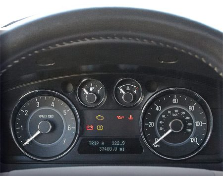 "<b>Dashboard warning lights</b></br> The <strong>warning lights</strong> flash on, then go off, when you start your car. If any  remain on or come on while driving, follow our ""what to do"" guidelines below."