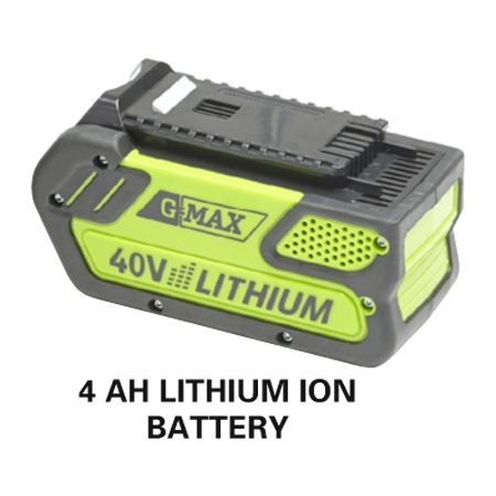 <b>Lithium ion battery</b></br> They're lighter, and they can fit other tools from the same manufacturer.